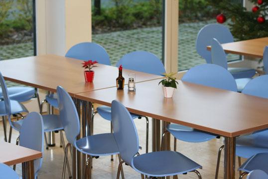 kantinentisch kantinentische bistrotische tisch kantine cafeteria speisesaal stehtisch. Black Bedroom Furniture Sets. Home Design Ideas